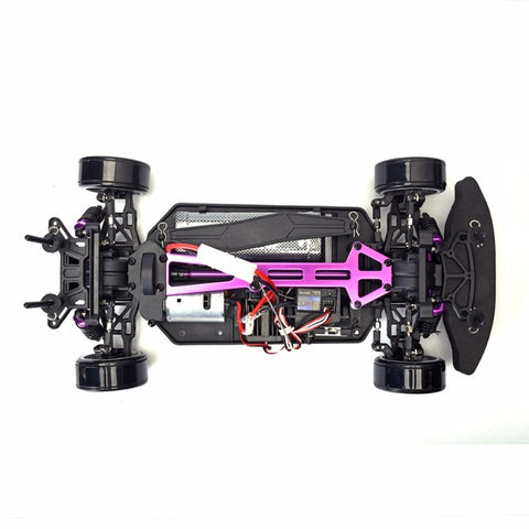RC Racing Car Electric Power On Road Drift Brushless FlyingFish Remote Control Car