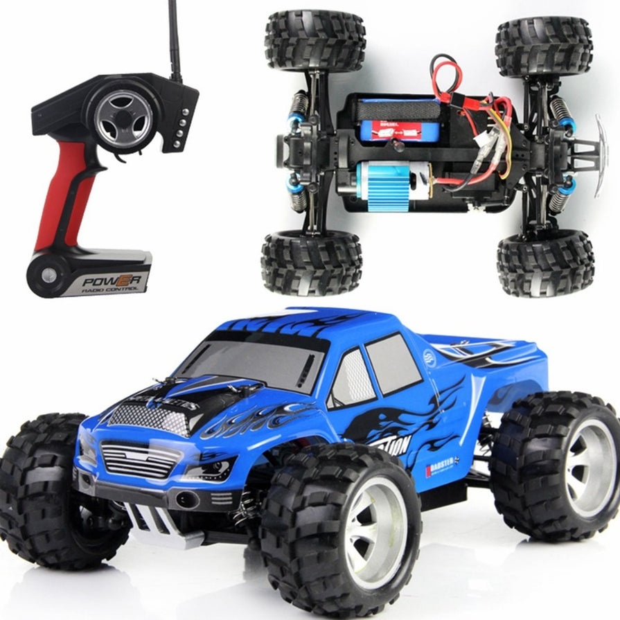 Wholesale Wltoys Monster Rc Racing Car Remote Control Cars Radio-controlled
