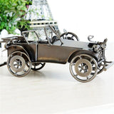 Office Decoration Retro Metal Classic Car Model