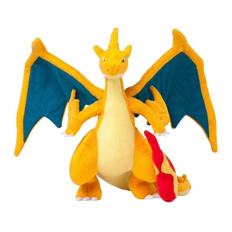 Mega Charizard Plush Toys Charizard Y Plush Doll Stuffed Soft Good Quality
