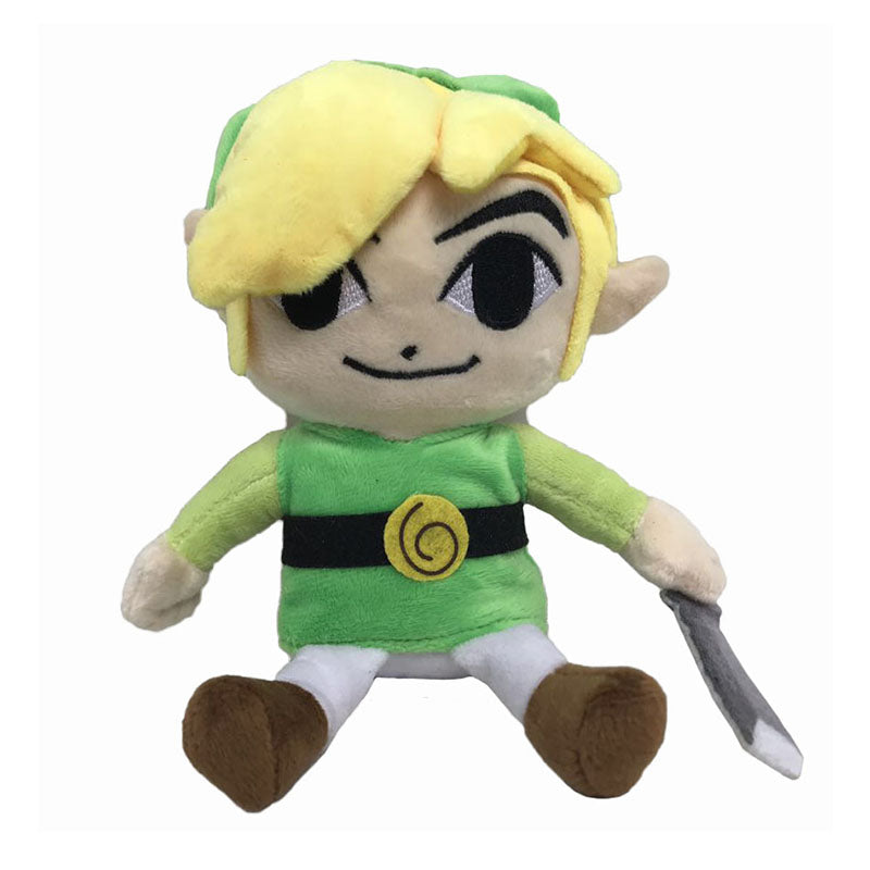 The Wind Walker Zelda Plush Toys Stuffed Dolls Gift For Children