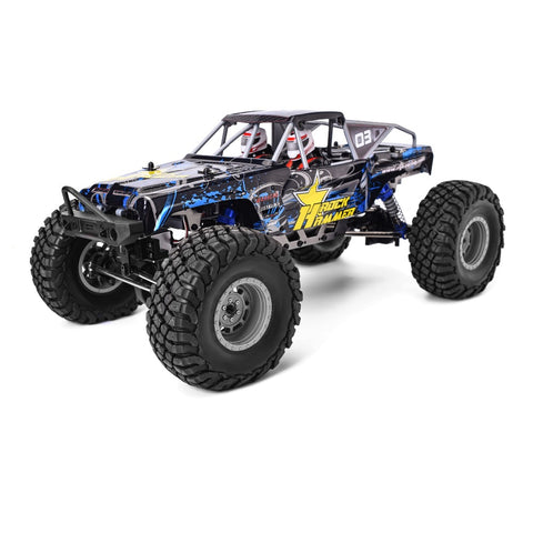 RC Car Scale Off Road Electric Remote Control Racing Car Rock Crawler Climbing