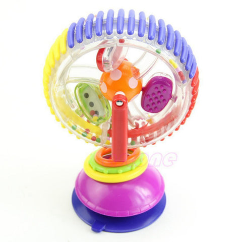 Wonder Wheel Sky Wheel Baby Infant Multi-touch Inspire Senses Toys