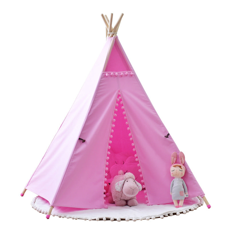 Indian Play Tent Children Teepees Kids Tipi Tent