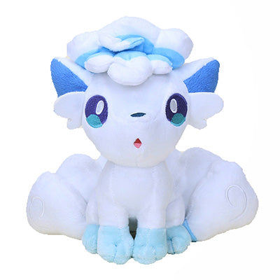 Pokemon Plush Doll (Alola Vulpix, Popplio, Rowlet, Mimikyu, Litten)