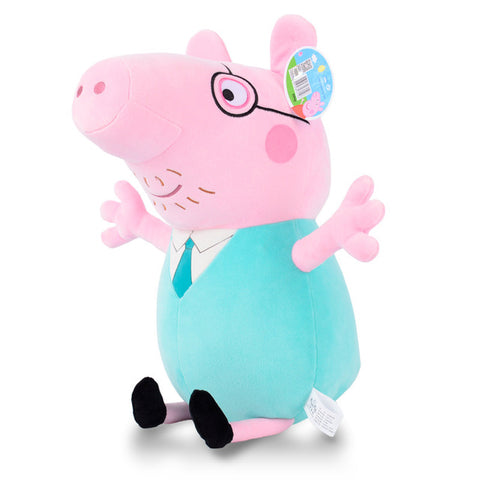 Peppa George Pig Family Party Dolls For Girls Gifts Animal Plush