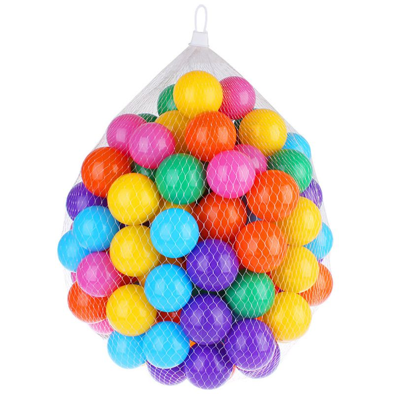 Eco-Friendly Colorful Soft Plastic Water Pool Ocean Wave Ball