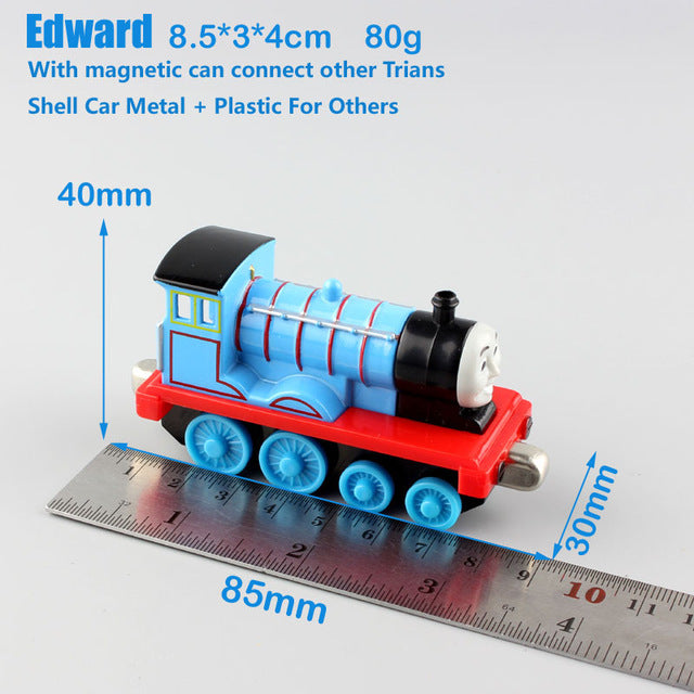 Metal Engines Train from Thomas And Friends