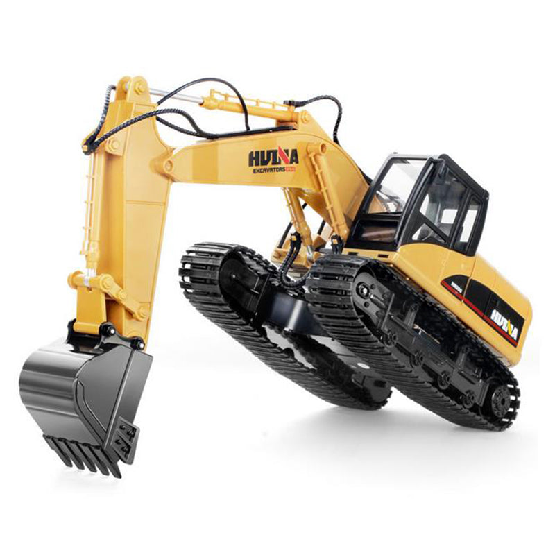 RC Excavator Charging RC Car With Battery RC Alloy Excavator For kids