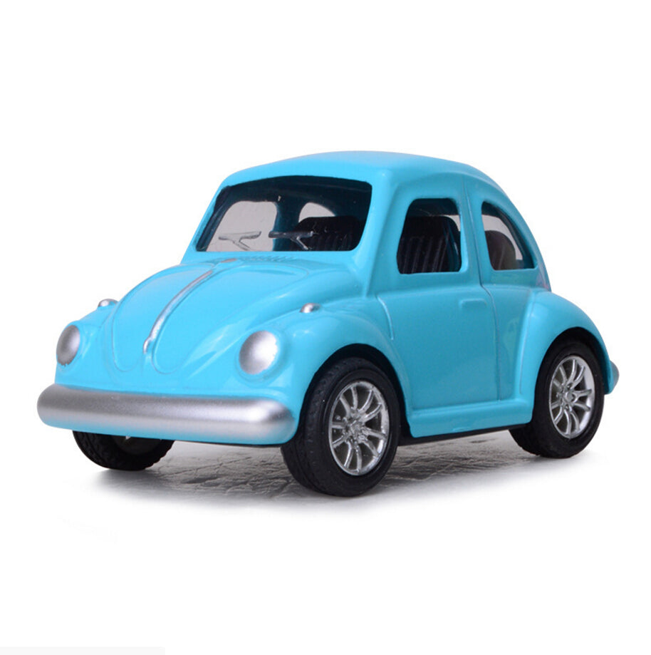 Lovely Vintage Car Diecast Super Sport Cars Benz Smart Beetle