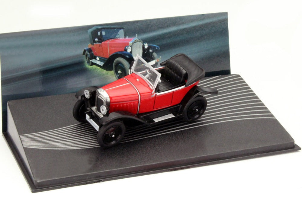 German vintage car Alloy collection model