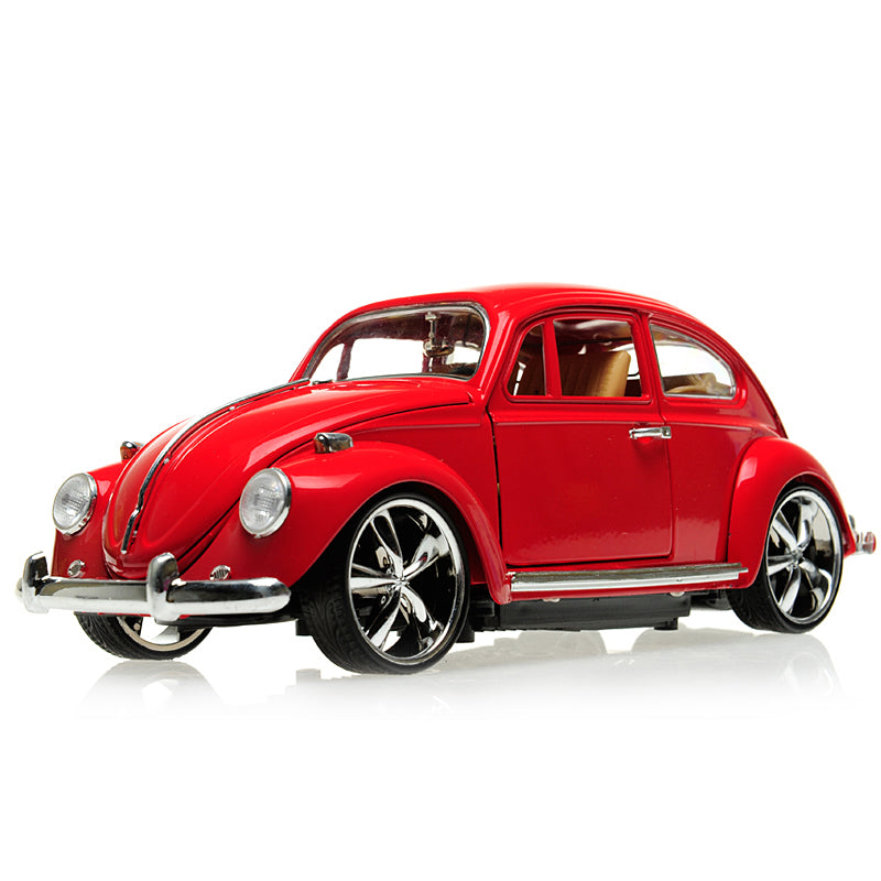 Retro Design Classic Car Alloy Model for Beetle Vintage Car