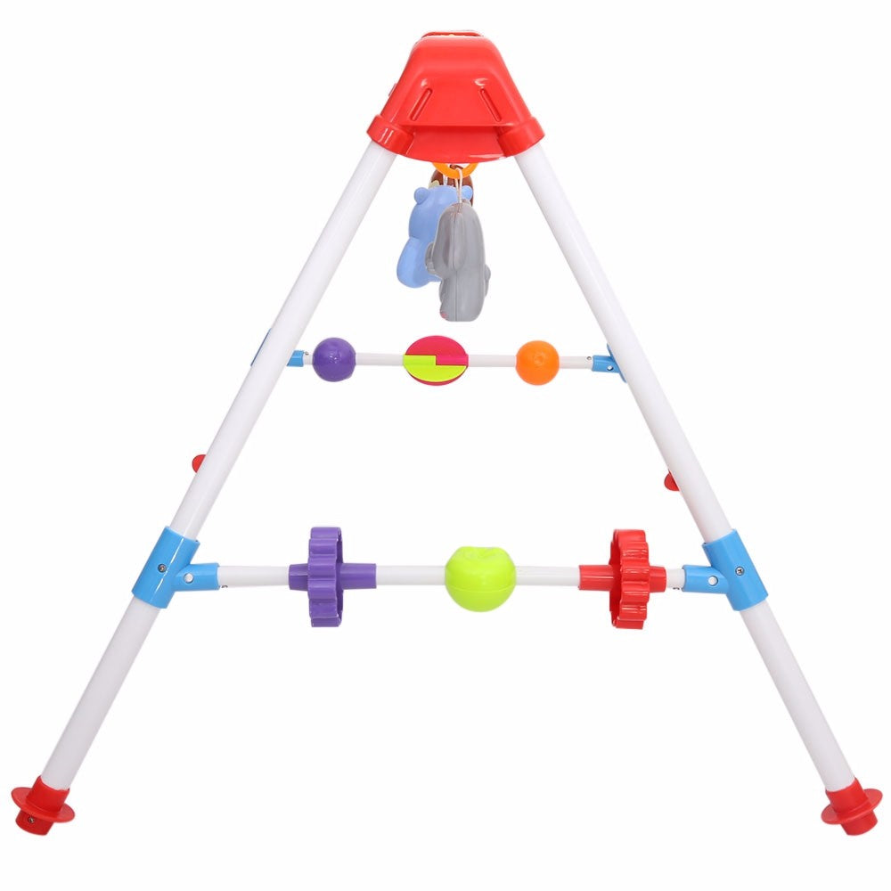 Colorful Musical Mobile Rattle Activity Gym Developmental Toy