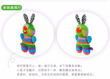 Newborn Soft Two Sides Rabbit Baby Developmental Toys