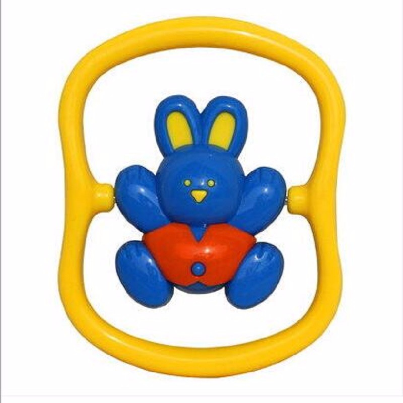 Cute Rabbit Baby Comfort Teether Developmental Toys