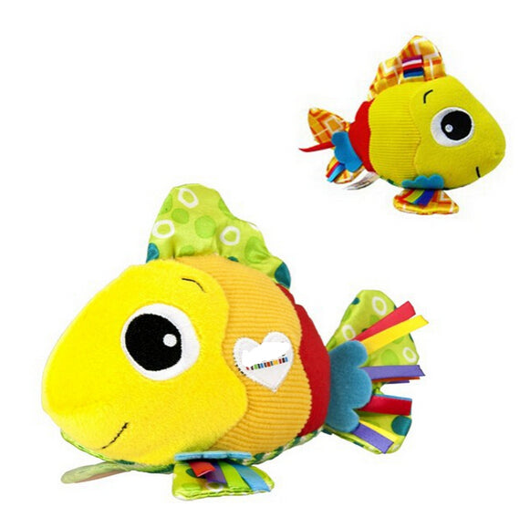 Super cute mini Feel Me Fish developmental toy multi-color multi-touch baby toy gift 1pc