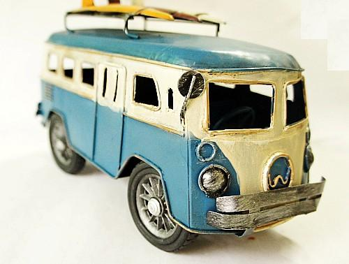 Fashion Metal Model Car Microbiotic Vintage Collection Room