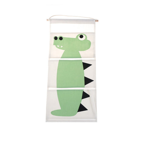 Rangement mural - crocodile - BeHappykidz