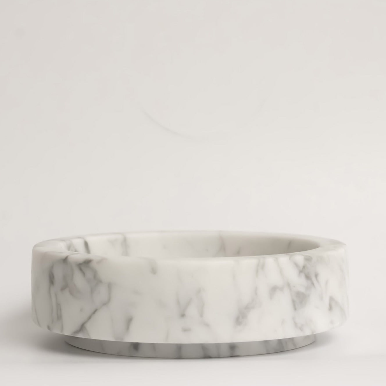 Pinch Pot in Marble by Carrara_Home_Design