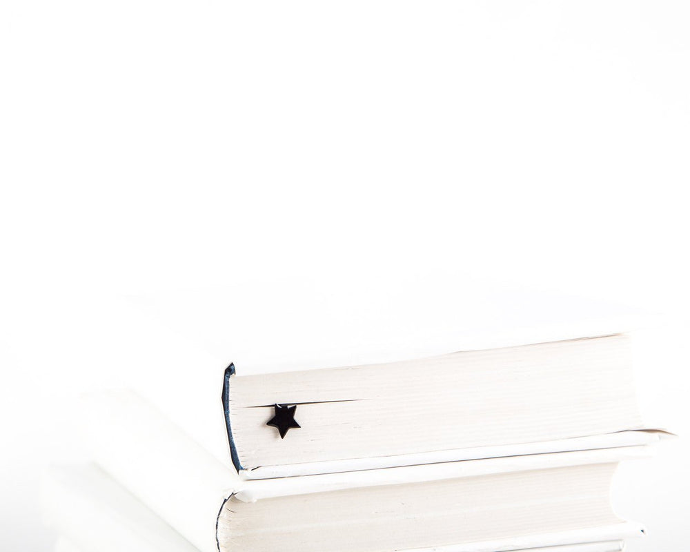 Metal Bookmark for books Comet by Atelier Article - Design Atelier Article