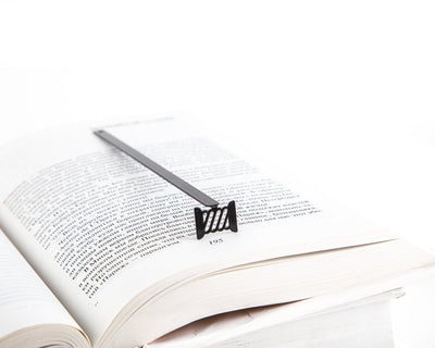 Metal Book Bookmark Spool of Thread by Atelier Article - Design Atelier Article