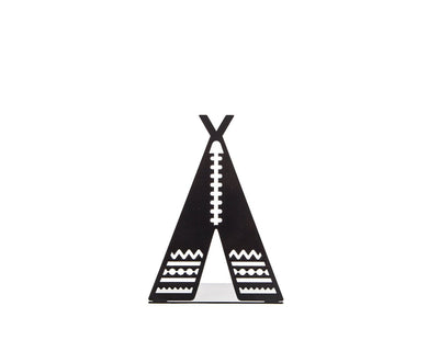 A Unique metal bookend Tipi - Teepee Tent by Atelier Article - Design Atelier Article