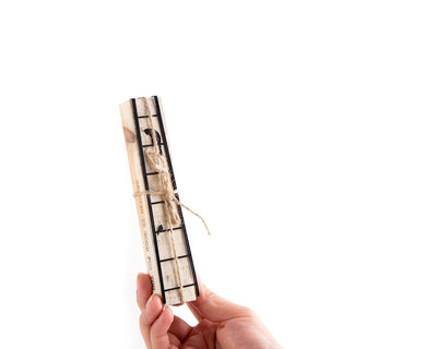 Metal book Bookmark A Cat and A Bird by Atelier Article - Design Atelier Article