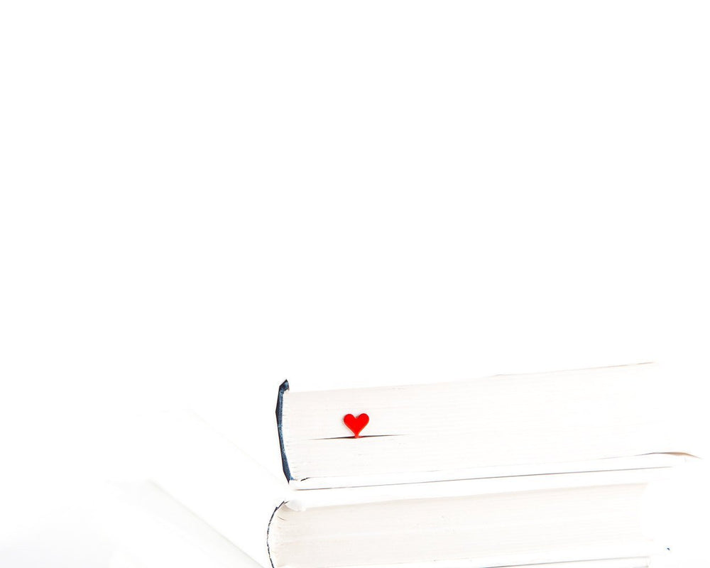 Book Bookmark Ace of Hearts // Cards // Cards suitby Atelier Article - Design Atelier Article