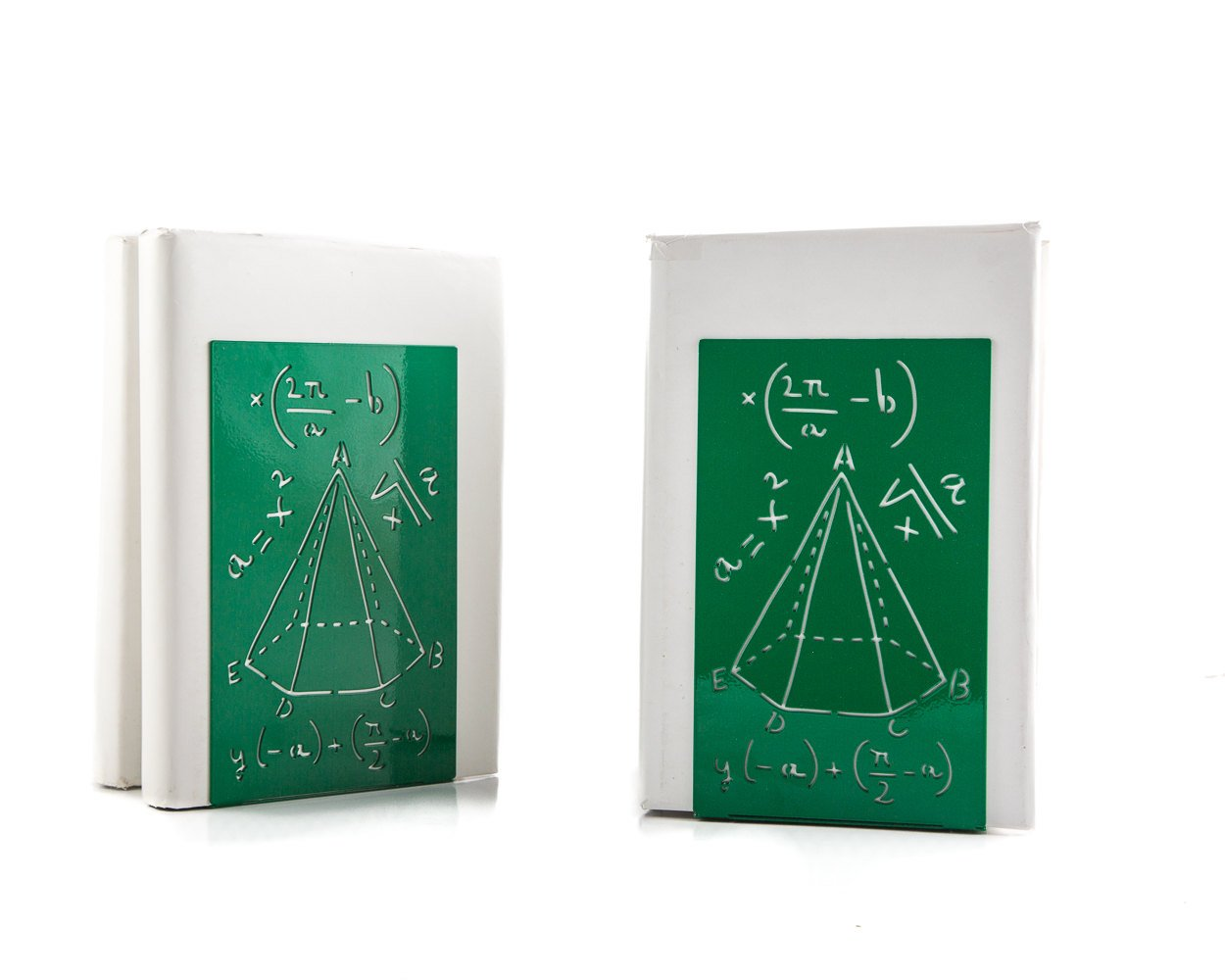 Bookends for student // Mathematics by Atelier Article