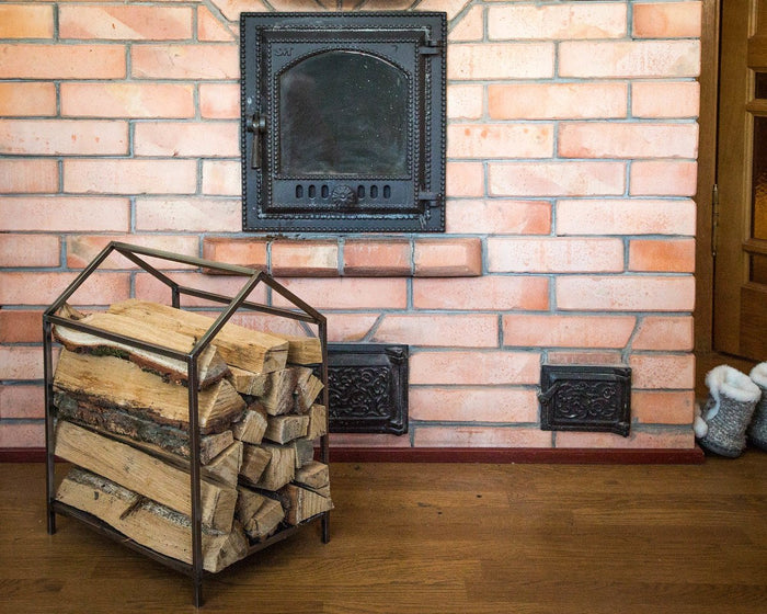 Small Firewood Holder // Carrier by Design atelier Article