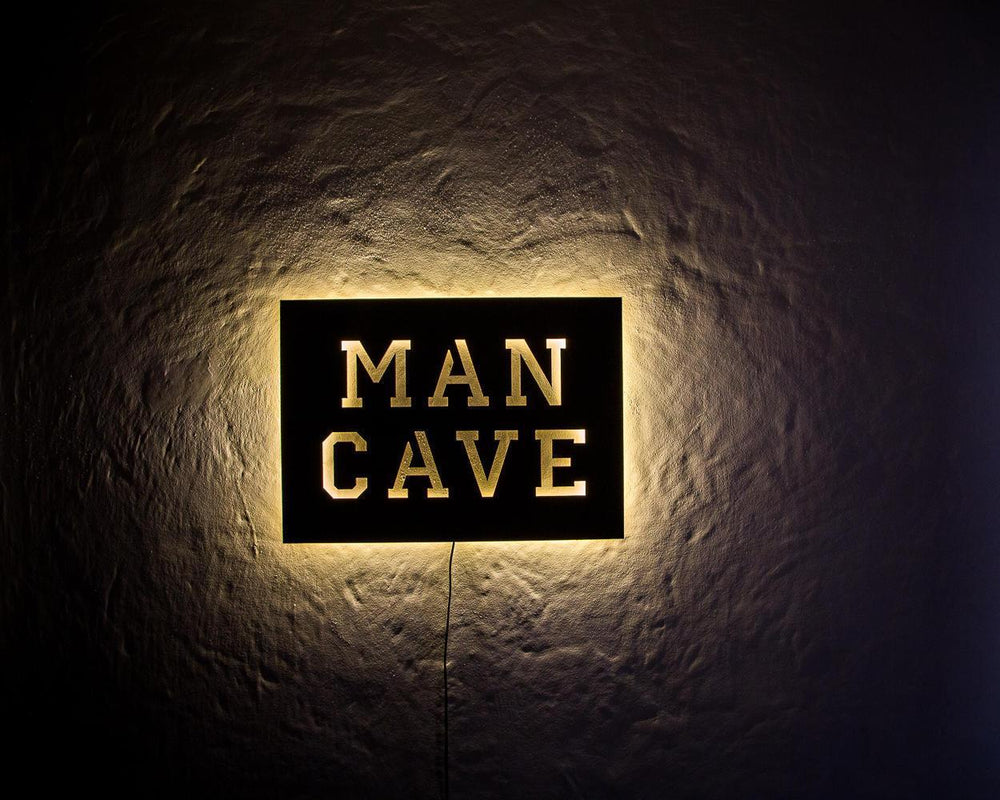 Man Cave Decor Wall light  // Wall Art by Atelier Article - Design Atelier Article