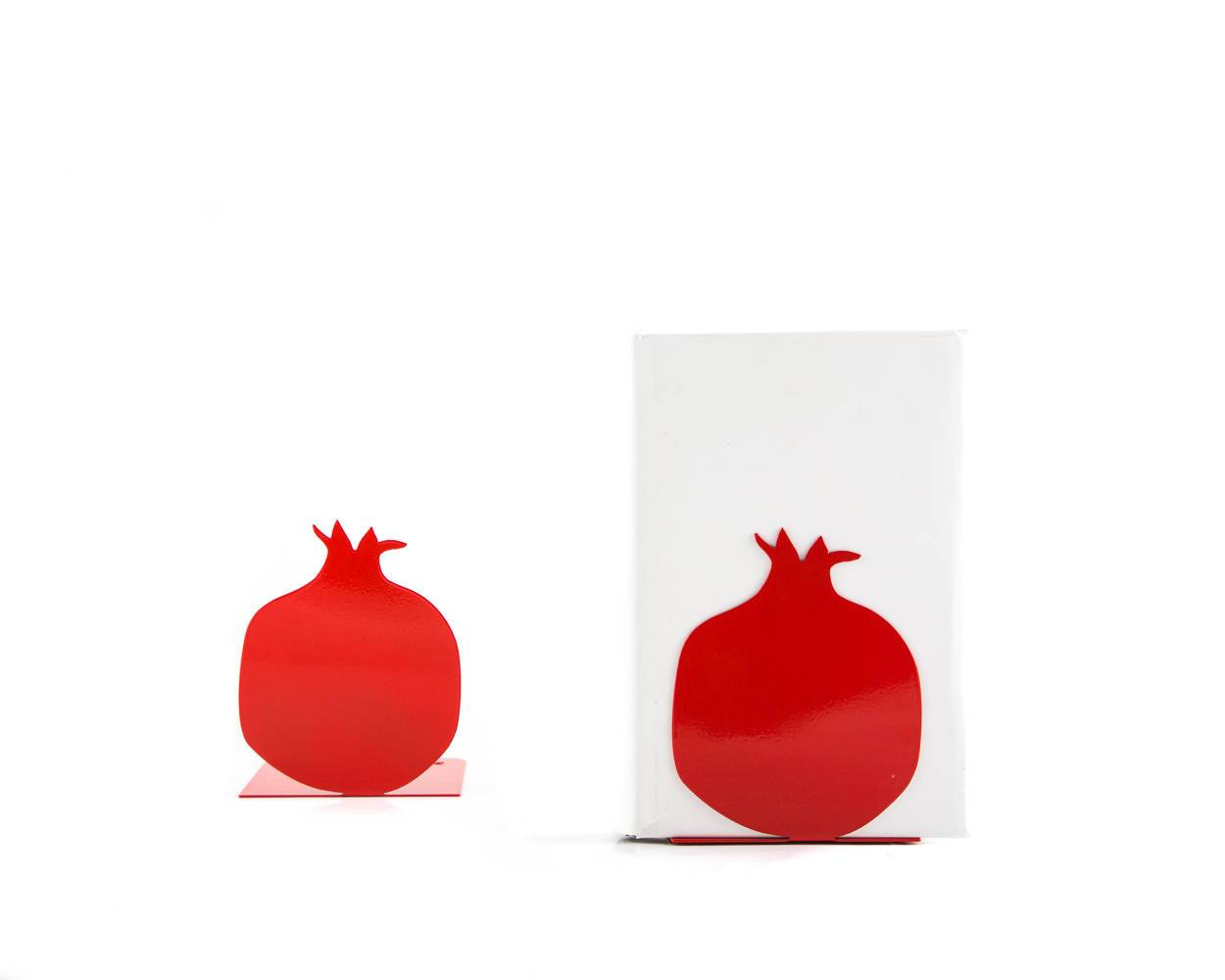 Bookends Pomegranate // Summer decor // kitchen bookends by Atelier Article - Design Atelier Article