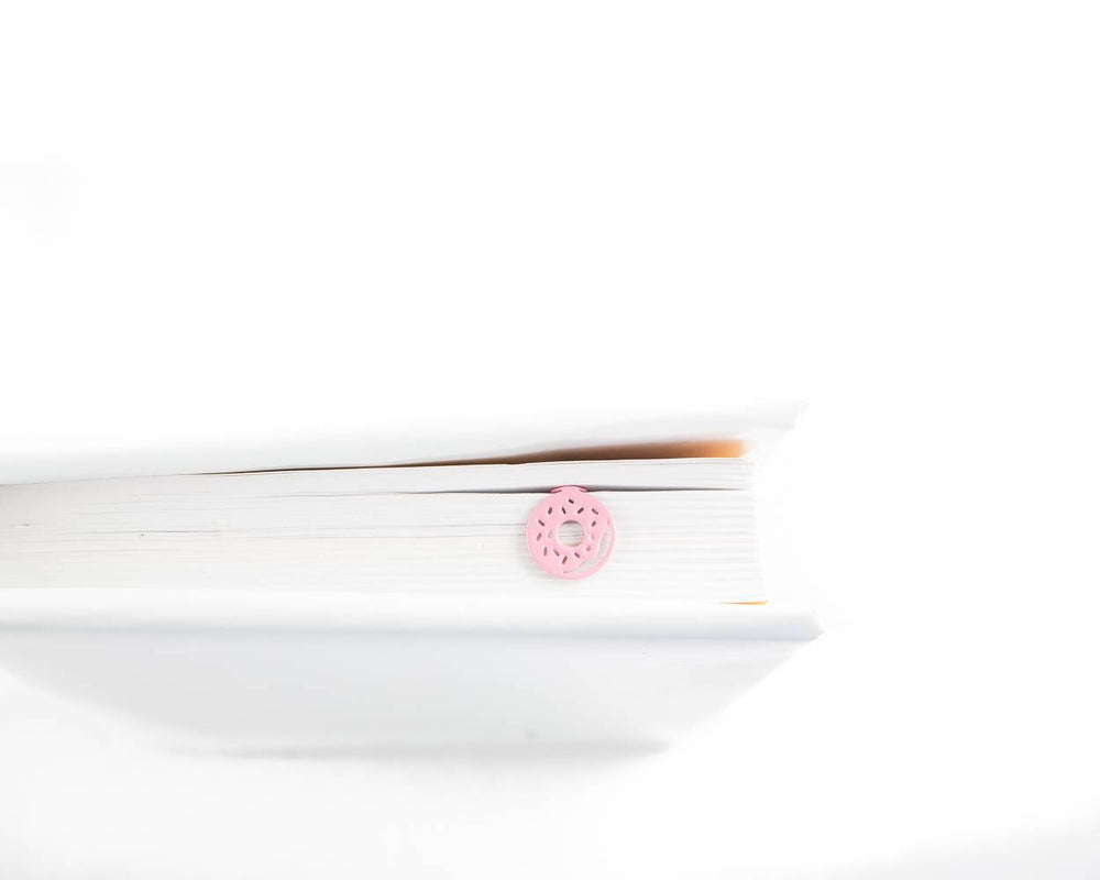 Metal Bookmark A Doughnut // Donut by Atelier Article - Design Atelier Article