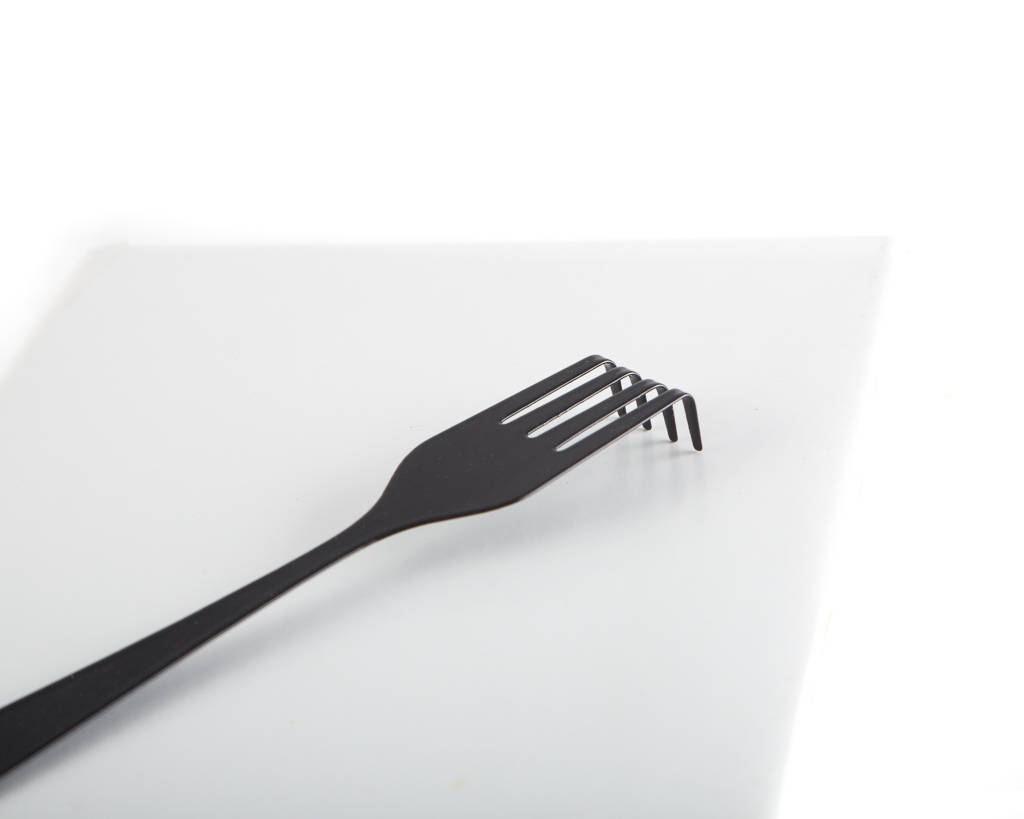 Metal bookmark for books Fork - Design Atelier Article