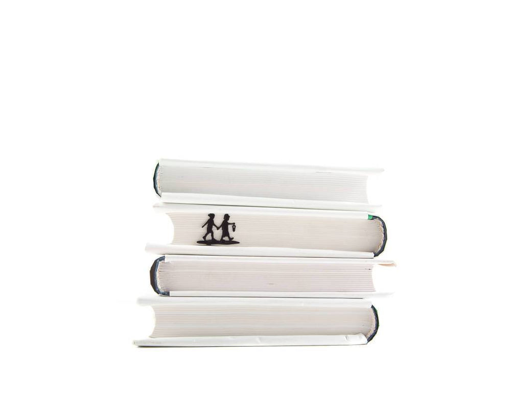 Metal Book Bookmark Into Adventure by Atelier Article - Design Atelier Article
