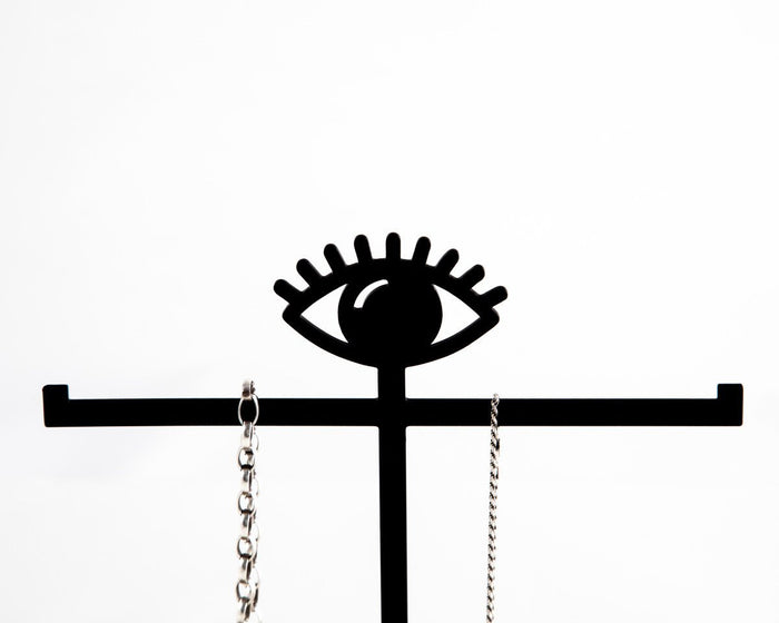 Jewelry Display with a tray // ring tree stand EYE by Atelier Article - Design Atelier Article