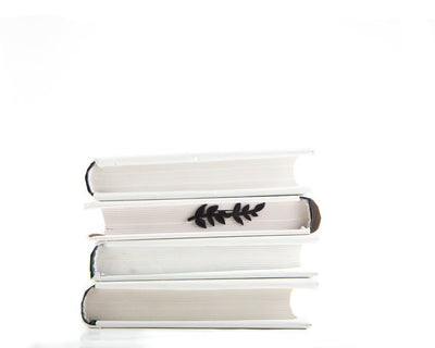 Metal bookmark for books // Library in the jungle - Design Atelier Article