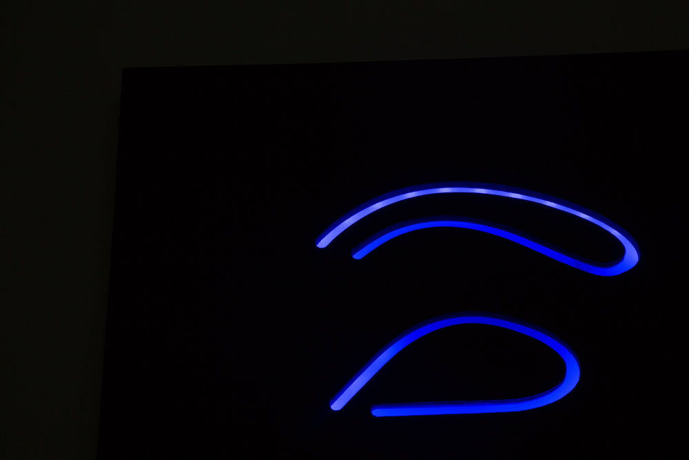 Man cave Decor Wall Light Neon Sign Anonymous by Atelier Article - Design Atelier Article