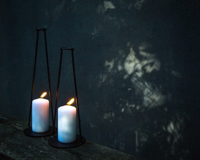 Wire Candle holders // Lanterns // Smoking Pipes // Minimalistic Decor for modern home