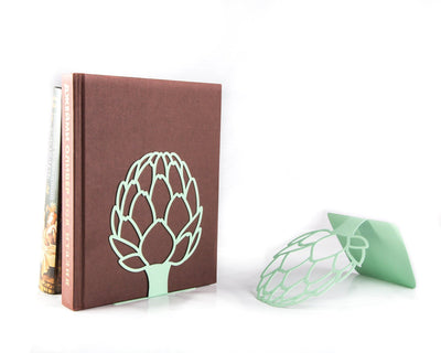 Metal Kitchen bookend // Artichoke by Article