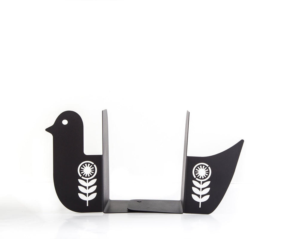 Metal Bookends // Scandi Bird //  FREE SHIPPING by Article