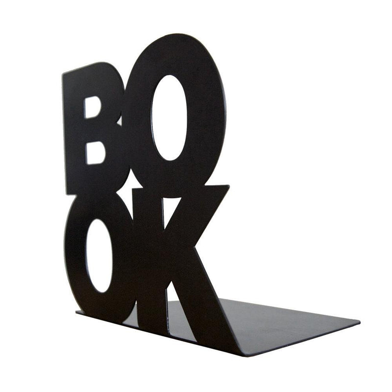 Modern stylish bookend // BookOne // Black