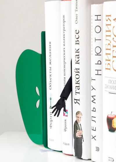 Book dividers for shelves / bookmarks SET of 3 -Mystery No Gun- by Atelier Article - Design Atelier Article