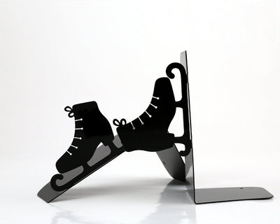 Metal Bookends - Ice skates - by Atelier Article - Design Atelier Article