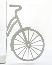 Metal Bookends - My white bike - by Atelier Article - Design Atelier Article