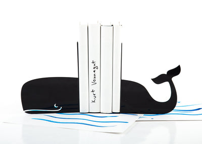 Metal Bookends Whale by Atelier Article - Design Atelier Article