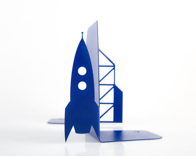 Children's Bookends Flight to the moon by Atelier Article - Design Atelier Article