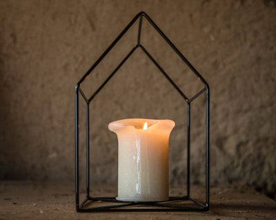 Candle holder // Lantern Wire house by Atelier Article - Design Atelier Article
