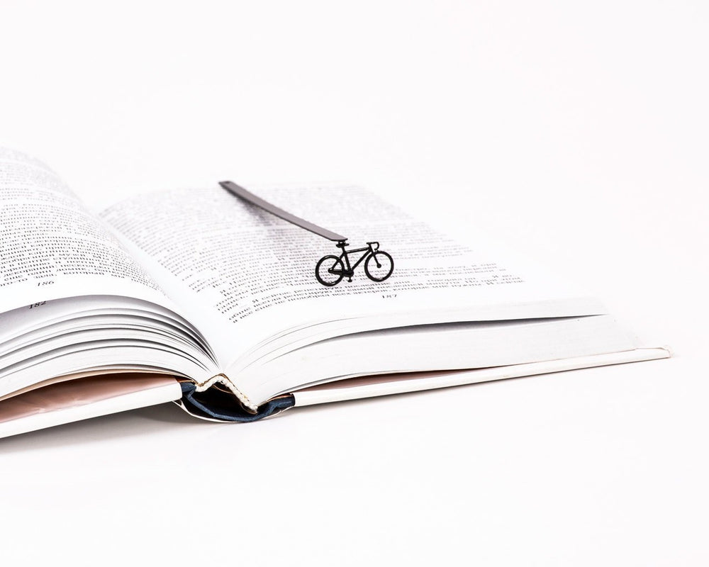 Metal Bookmark Bicycle by Atelier Article - Design Atelier Article