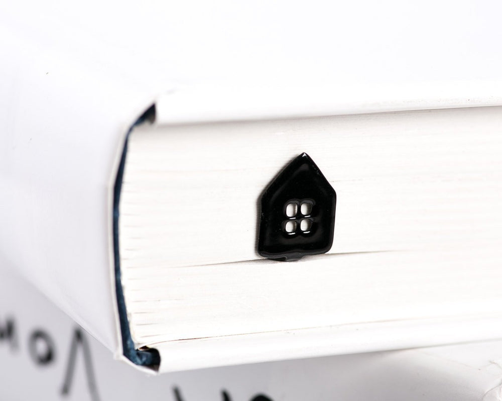 Metal Book Bookmark HOME by Atelier Article - Design Atelier Article
